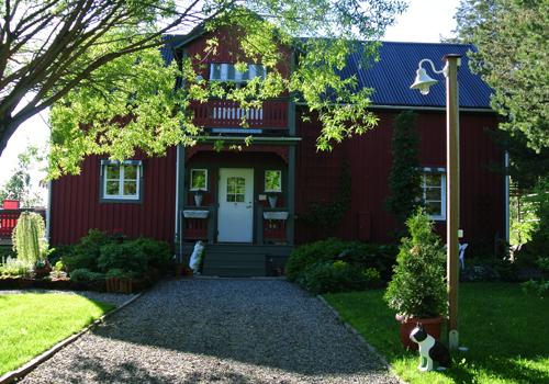 Vårt hem, Polarskäggets Kennel i Hjoggböle, Skellefteå