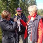 Ann-Britt, Alfons, Lennart & Maggan.
