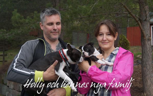 Hollys-familj